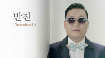 Korea Tourism Organization TV Spot, 'Wiki Korea: Ban-Chan' Featuring PSY - Thumbnail 3