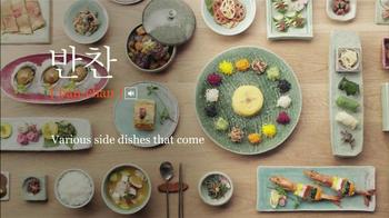 Korea Tourism Organization TV Spot, 'Wiki Korea: Ban-Chan' Featuring PSY - Thumbnail 4