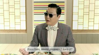 Korea Tourism Organization TV Spot, 'Wiki Korea: Ban-Chan' Featuring PSY - Thumbnail 7