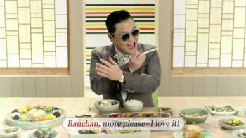 Korea Tourism Organization TV Spot, 'Wiki Korea: Ban-Chan' Featuring PSY - Thumbnail 9