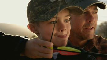 Cabela's TV Spot, 'Father & Son Archery'