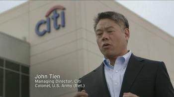 Citi TV Spot, '200 Years of Progress: Training for Military Veterans' - Thumbnail 5