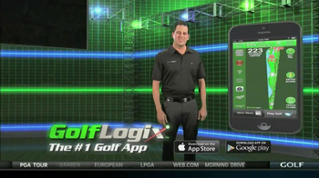 GolfLogix App TV Spot, 'Gimmicks Won't Help Your Game'