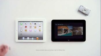 Microsoft Windows Tablet TV Spot