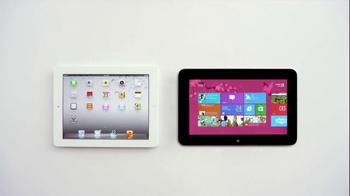 Microsoft Windows Tablet TV Spot - Thumbnail 1