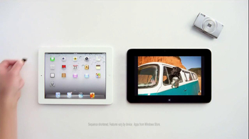 Microsoft Windows Tablet TV Spot - Thumbnail 6
