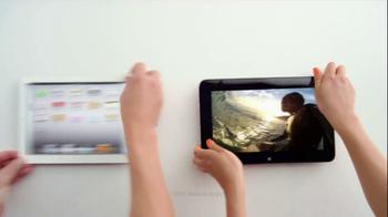 Microsoft Windows Tablet TV Spot - Thumbnail 9