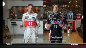 Mobil 1 TV Spot, Featuring Jenson Button, Tony Stewart