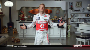 Mobil 1 TV Spot, Featuring Jenson Button, Tony Stewart - Thumbnail 1