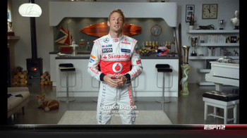 Mobil 1 TV Spot, Featuring Jenson Button, Tony Stewart - Thumbnail 2