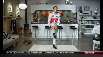 Mobil 1 TV Spot, Featuring Jenson Button, Tony Stewart - Thumbnail 4