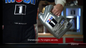 Mobil 1 TV Spot, Featuring Jenson Button, Tony Stewart - Thumbnail 6