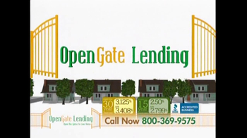 OpenGate Lending TV Spot, 'Attention Home Owners' - Thumbnail 8