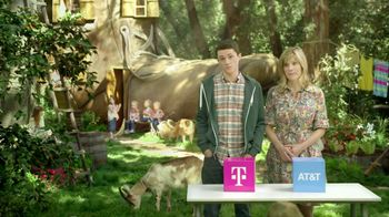 T-Mobile TV Spot, 'Live in a Shoe'