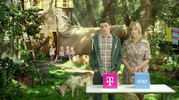 T-Mobile TV Spot, 'Live in a Shoe' - 1744 commercial airings