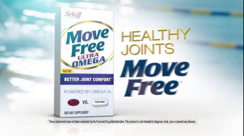 Move Free Ultra Omega TV Spot, 'Swimmers' - Thumbnail 6