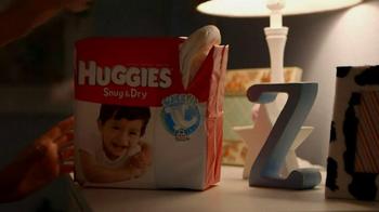 Huggies Snug & Dry TV Spot, 'Busy Sleepers' - Thumbnail 2