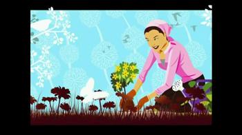 B. F. Ascher Itch-X TV Spot, 'Gardening' - Thumbnail 1