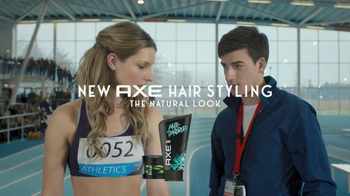 Axe Anti-Dandruff Hair Styling TV Spot, 'The Natural Look' - Thumbnail 9
