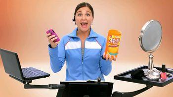 Metamucil MultiHealth Fiber TV Spot, 'Multitasking' - 706 commercial airings