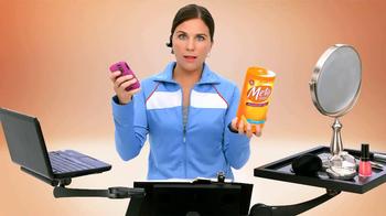 Metamucil MultiHealth Fiber TV Spot, 'Multitasking' - Thumbnail 1