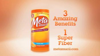 Metamucil MultiHealth Fiber TV Spot, 'Multitasking' - Thumbnail 7