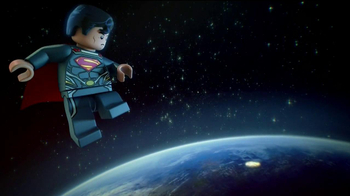 LEGO DC Universe Super Heroes TV Spot, \'Man of Steel\'