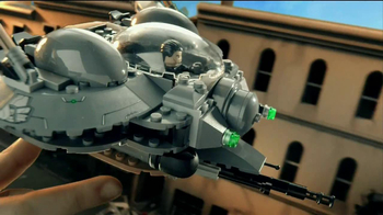 LEGO DC Universe Super Heroes TV Spot, 'Man of Steel' - Thumbnail 6