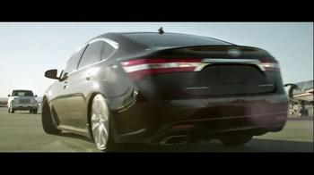 Toyota Avalon TV Spot, 'Only the Name Movie' Feat. Idris Elba - Thumbnail 9