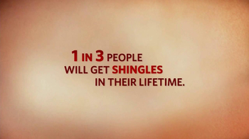Merck TV Spot, 'Shingles' - Thumbnail 9