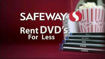 Safeway DVD Rentals TV Spot