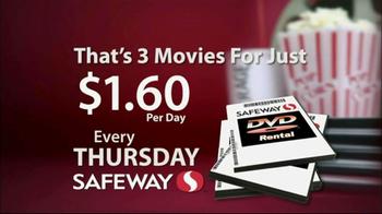Safeway DVD Rentals TV Spot - Thumbnail 7