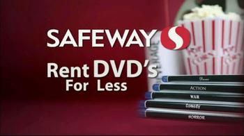 Safeway DVD Rentals TV Spot - Thumbnail 1
