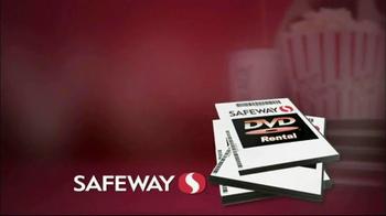 Safeway DVD Rentals TV Spot - Thumbnail 2