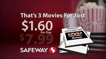 Safeway DVD Rentals TV Spot - Thumbnail 5