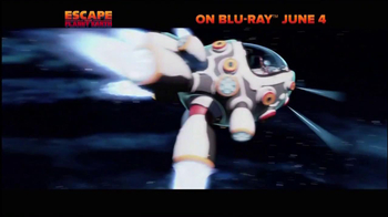 Escape From Planet Earth Blu-ray and DVD TV Spot - Thumbnail 1