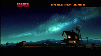 Escape From Planet Earth Blu-ray and DVD TV Spot - Thumbnail 2