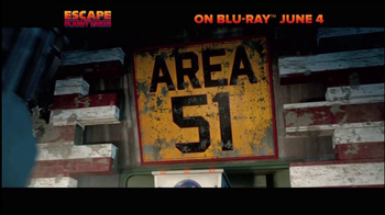 Escape From Planet Earth Blu-ray and DVD TV Spot - Thumbnail 3