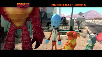 Escape From Planet Earth Blu-ray and DVD TV Spot - Thumbnail 5
