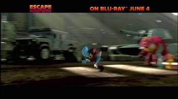 Escape From Planet Earth Blu-ray and DVD TV Spot - Thumbnail 7
