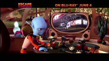 Escape From Planet Earth Blu-ray and DVD TV Spot - Thumbnail 8