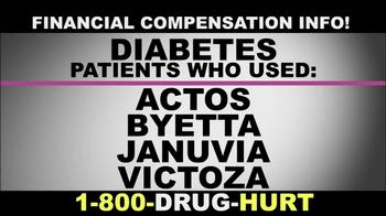 Danziger & De Llano TV Spot, 'Actos, Byetta, Januvia, Victoza' - Thumbnail 2