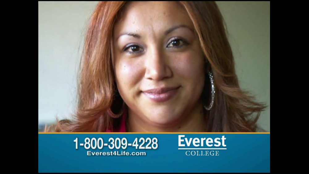 Everest College TV Commercial, 'Rosa'