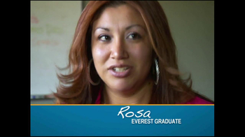 Everest College TV Spot, 'Rosa' - Thumbnail 2