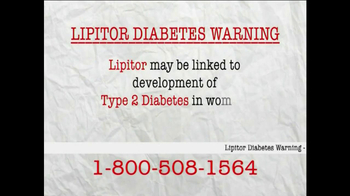 AkinMears TV Spot, 'Lipitor Diabetes Warning' - Thumbnail 1