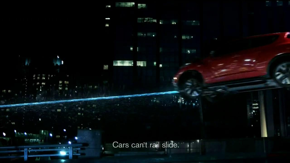 2013 Nissan Juke TV Commercial, 'Fantasy Drive' Song by ...