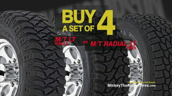 Mickey Thompson Performance Tires & Wheels TV Spot, 'Rule the Trail' - Thumbnail 4