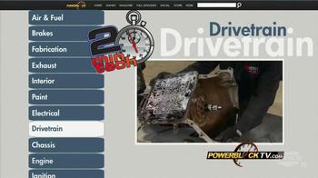 PowerBlock Directory TV Spot, 'Two Minute Tech' - Thumbnail 7