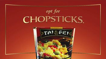 Tai Pei TV Spot, 'Opt for Chopsticks' - Thumbnail 4