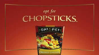 Tai Pei TV Spot, 'Opt for Chopsticks' - Thumbnail 5